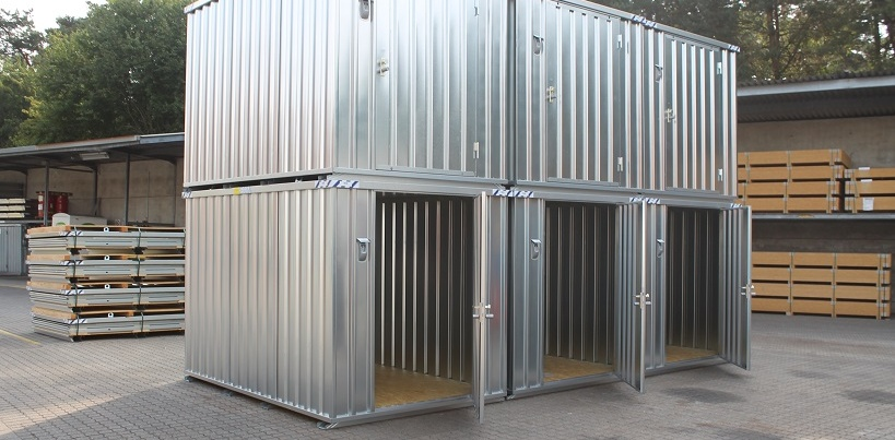 Bos Quick Build Containers Home And Garden Shows