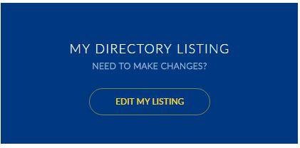 Edit my listing image